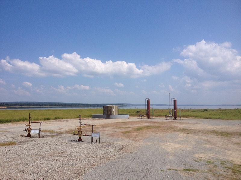 Dover Picture - Arkoma Basin Oklahoma